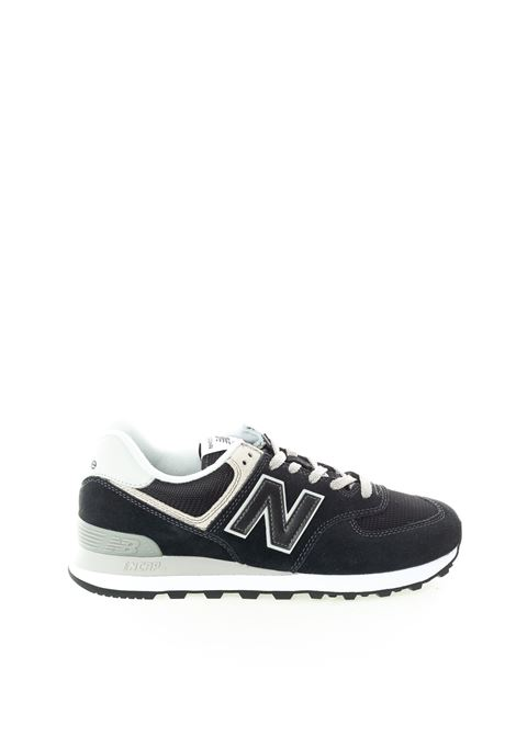 New balance 574 nero/grigio NEW BALANCE | Sneakers | 574EB