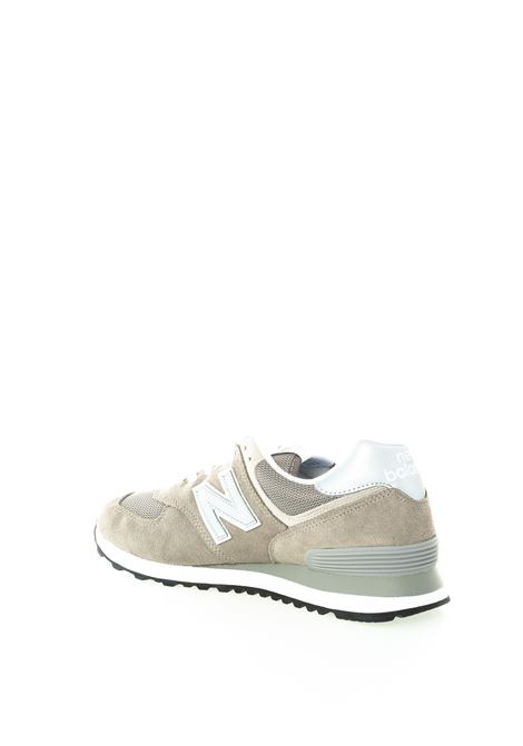 New balance 574 grigio/bianco NEW BALANCE | Sneakers | 574EGG