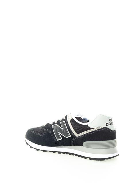 New balance 574 nero/bianco NEW BALANCE   Sneakers   574EGK