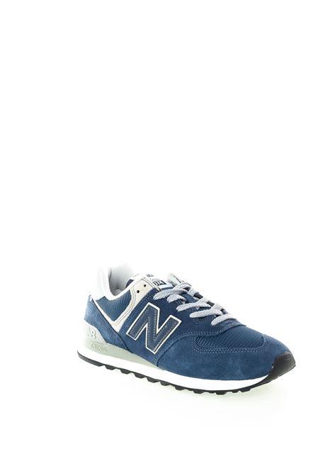 New balance 574 blu/bianco NEW BALANCE   Sneakers   574EGN