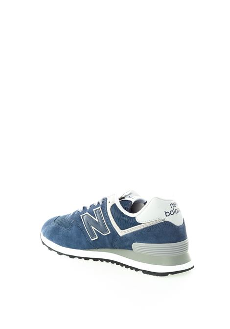 New balance 574 blu/bianco NEW BALANCE | Sneakers | 574EGN