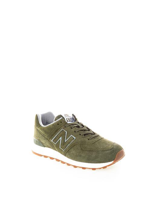 New balance 574 pigskin verde NEW BALANCE | Sneakers | 574EPB