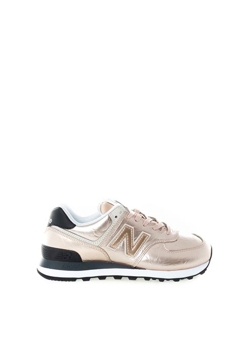 New balance 574 metal rosa NEW BALANCE | Sneakers | 574WER