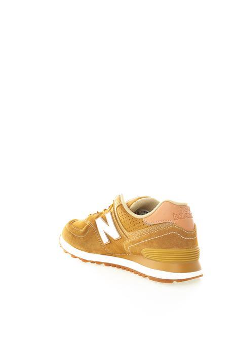 New balance 574 pigskin cuoio NEW BALANCE | Sneakers | 574XAA