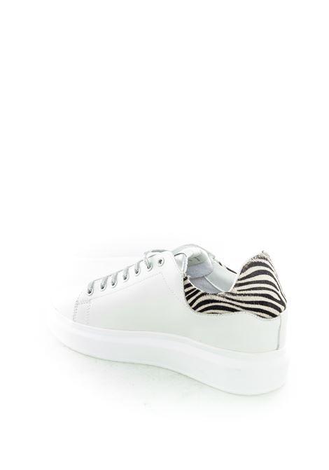 Nira rubens angel bianco/zebra NIRA RUBENS | Sneakers | ANGELALST22-SILVER