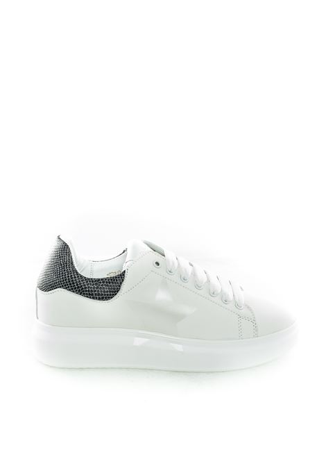 Nira rubens sneaker angel bianco/nero NIRA RUBENS | Sneakers | ANGELALST28-BLACK
