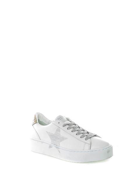 Nira Rubens cosmopolitan bianco/oro NIRA RUBENS | Sneakers | COSMOPOLITANCOST135-WHITE