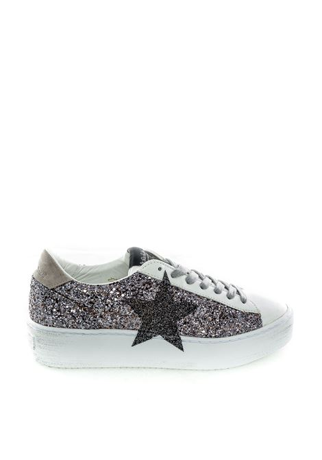 Nira rubens cosmopolitan glitter grigio NIRA RUBENS | Sneakers | COSMPOLITANCOST134-GLAM GREY