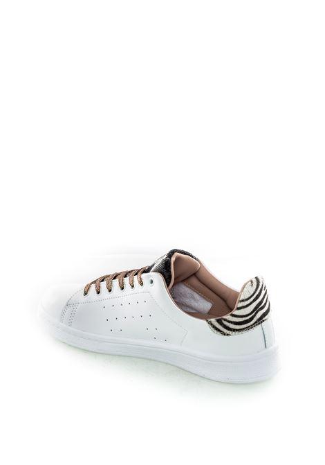 Nira rubens sneaker daiquiri bianco/leopard NIRA RUBENS | Sneakers | DAIQUIRIDAST207-WHITE/LEOP