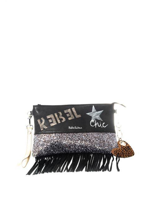 Nira Rubens pochette glam gold NIRA RUBENS | Borse mini | MB05PELLE-GLAM GOLD