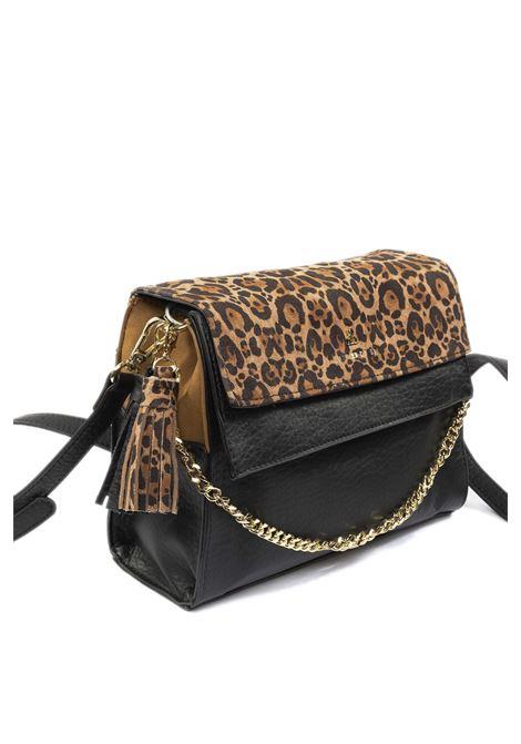 Tracolla amber nero PASH BAG | Borse mini | 10230AMBER-NERO
