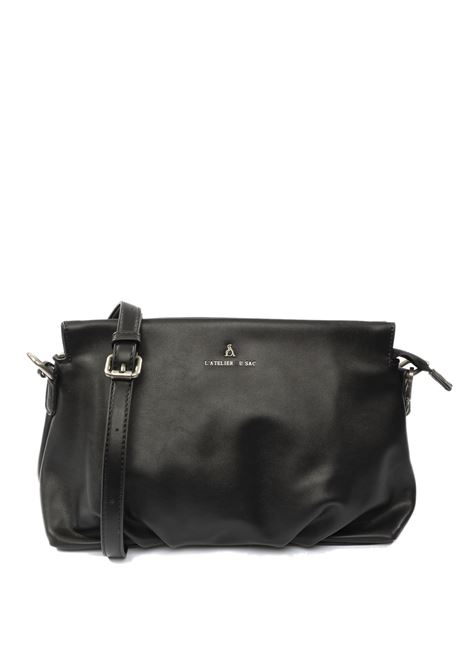 Shopping megan nero PASH BAG | Borse a mano | 10245MEGAN-NERO