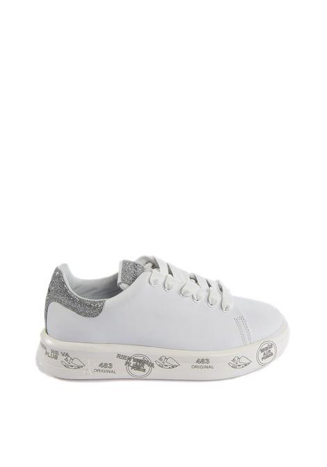 Premiata sneaker belle bianco PREMIATA | Sneakers | BELLEPELLE-4903