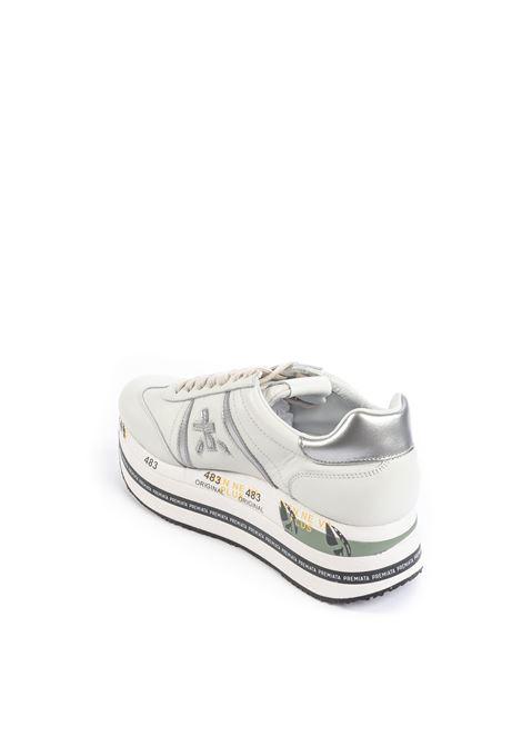 Premiata sneaker beth bianco PREMIATA | Sneakers | BETHPELLE-4840