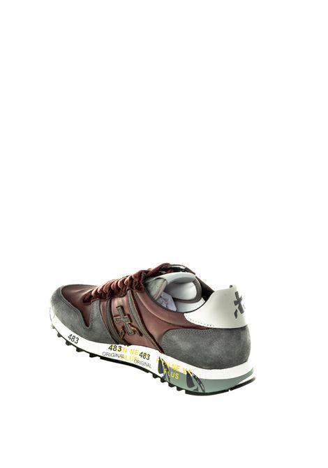 Premiata sneaker eric grigio PREMIATA | Sneakers | ERICCAM/TES-5025