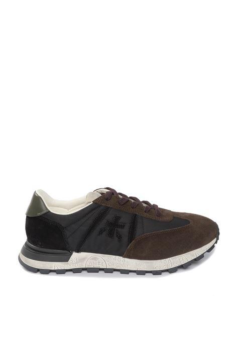 Premiata sneaker john low blu PREMIATA | Sneakers | JOHNLOWCAM-5066