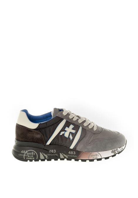 Premiata sneaker lander grigio PREMIATA | Sneakers | LANDERCAM/TES-4950