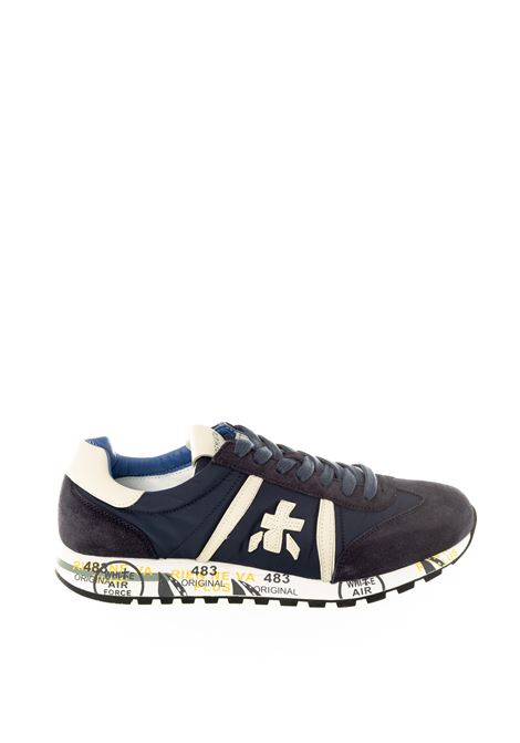 Sneaker lucy blu PREMIATA | Sneakers | LUCYCAM/TES-2808
