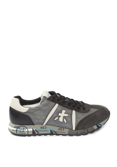 Premiata sneaker lucy grigio PREMIATA | Sneakers | LUCYCAM/TES-4929