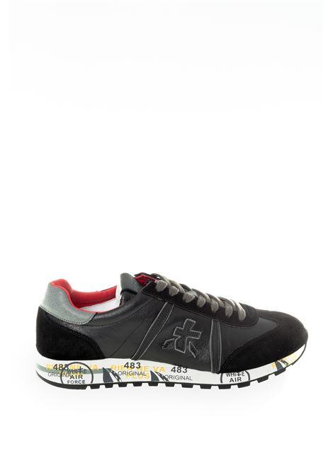 Premiata sneaker lucy nero/grigio PREMIATA | Sneakers | LUCYCAM/TES-4932