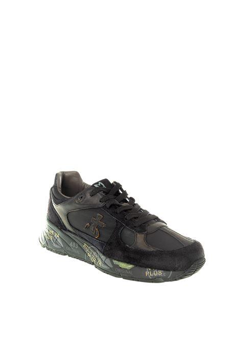 Premiata sneaker mase nero PREMIATA | Sneakers | MASECAM/TES-5013