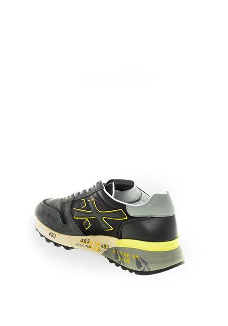 Premiata sneaker grigio/nero PREMIATA | Sneakers | MICKCAM/TES-4059
