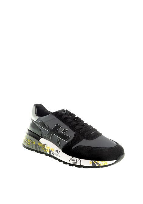 Premiata sneaker mick nero PREMIATA | Sneakers | MICKCAM/TES-5017