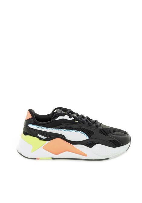 Sneakers RS-X³ Millenium nero/giallo/arancio PUMA | Sneakers | 373236RSX MILLENNIUM-01