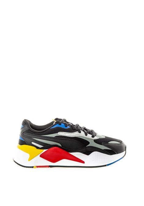 Sneakers RS-X³ Millenium nero/giallo/rosso PUMA | Sneakers | 373236RSX MILLENNIUM-11