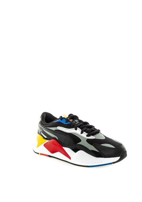Puma Sneakers RS-X³ Millenium nero/rosso PUMA | Sneakers | 373236RSX MILLENNIUM-11