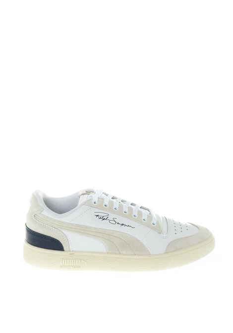 Puma sneakers Ralph Sampson bianco PUMA | Sneakers | 373341RALPH-01