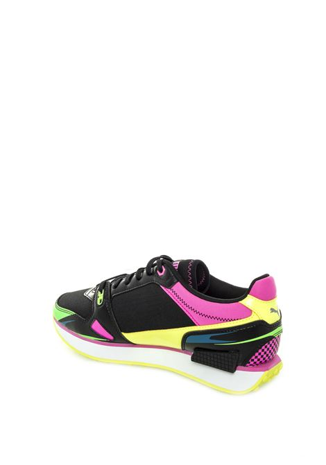 Puma sneaker Mile rider nero PUMA | Sneakers | 373443MILE-02