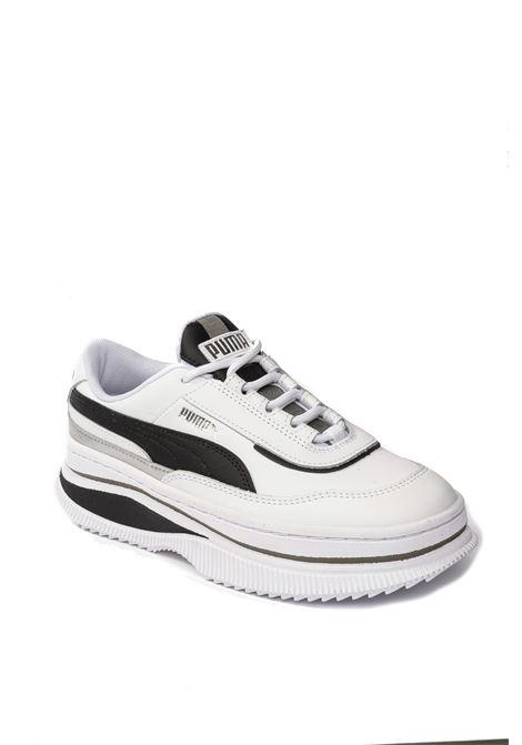 Sneaker deva mono bianco PUMA | Sneakers | 373919DEVA MONO-01
