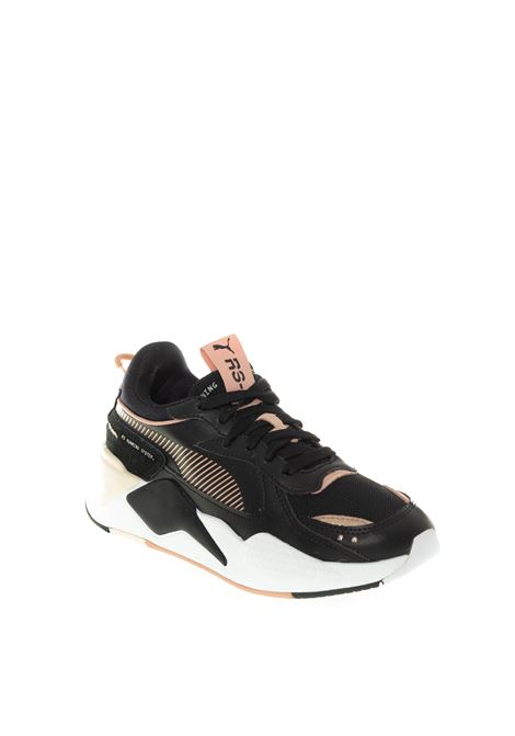Sneaker Rsx mono nero/rosa metal PUMA | Sneakers | 374669RSX MONO-01