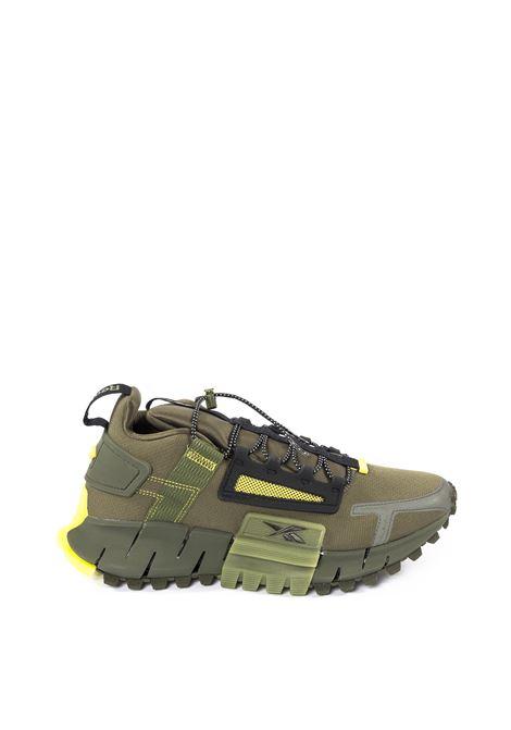 Reebok kinetica verde REEBOK | Sneakers | FV3836ZIG KINETICA-GREEN