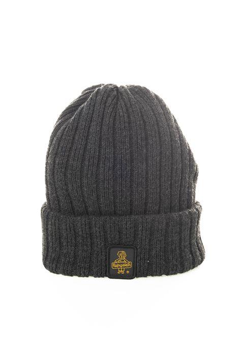 Refrigiwear cappello lana antracite REFRIGIWEAR | Cappelli | B01600LANA-G04910