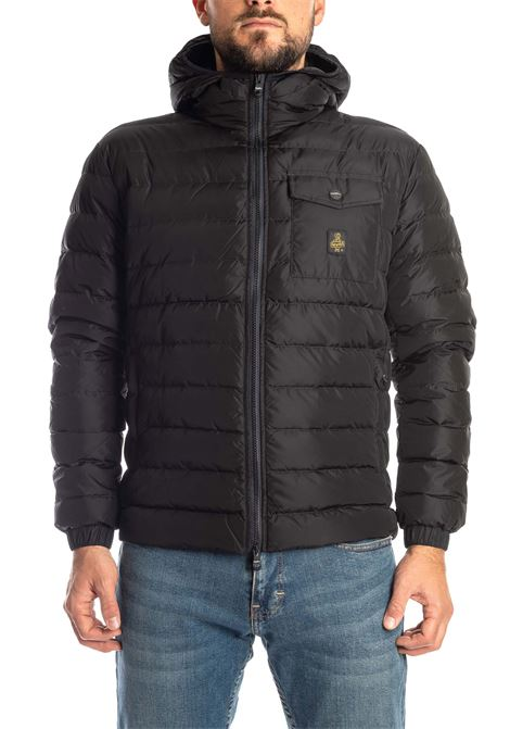 Piumino hunter nero REFRIGIWEAR | Piumini | G92700HUNTER-G06000