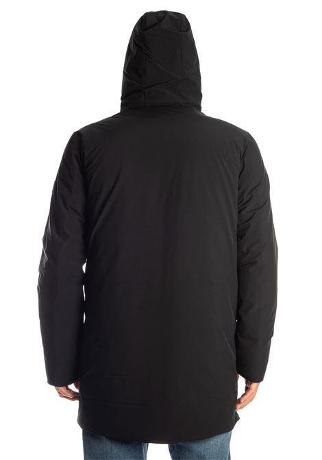 Giubbino reversibile bland nero REFRIGUE | Giubbini | 57720BLAND-001