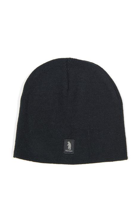 Cappello logo nero REFRIGUE | Cappelli | 85122LANA-001