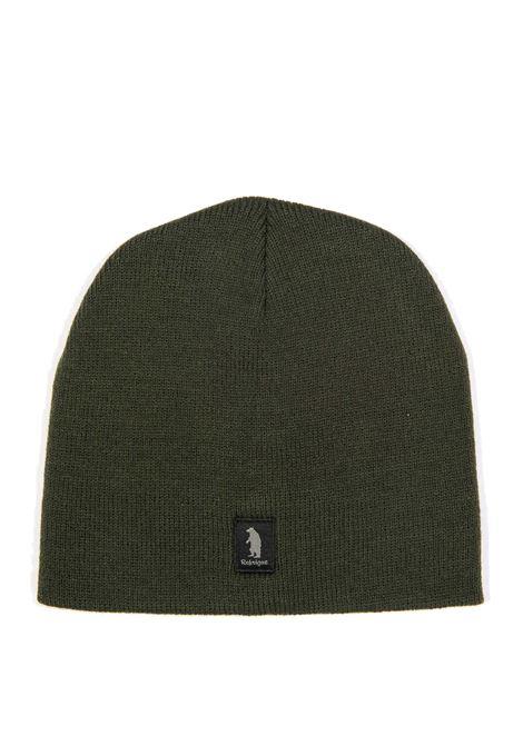 Cappello logo verde REFRIGUE | Cappelli | 85122LANA-10861