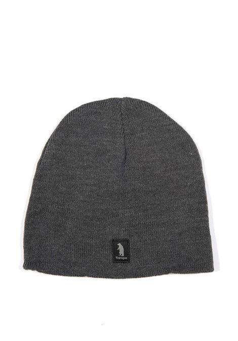 Cappello logo grigio REFRIGUE | Cappelli | 85122LANA-11080