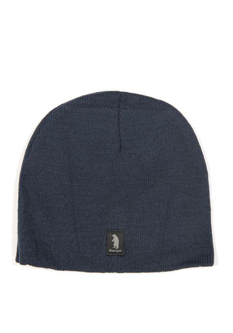Cappello logo blu REFRIGUE | Cappelli | 85122LANA-125