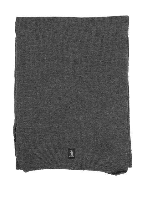 Sciarpa logo grigio REFRIGUE | Sciarpe | 85123LANA-11080