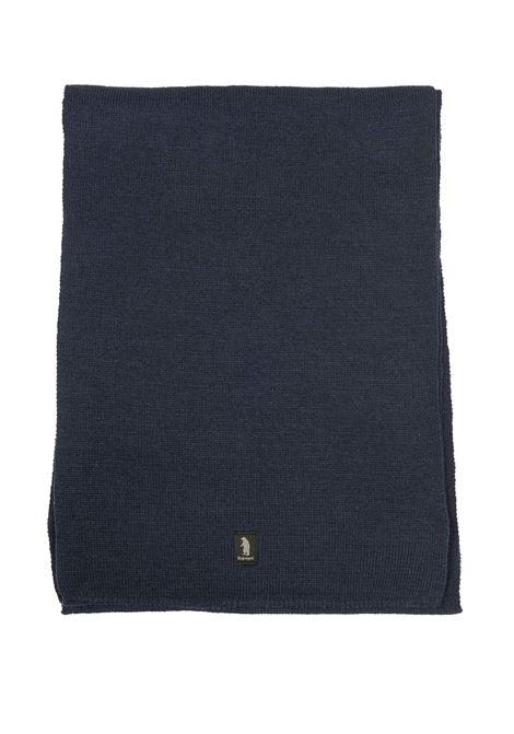 Sciarpa logo blu REFRIGUE | Sciarpe | 85123LANA-125