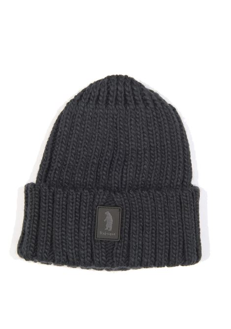Cappello lana blu REFRIGUE | Cappelli | 85126LANA-125