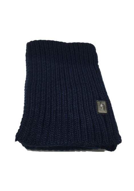 Sciarpa lana blu REFRIGUE | Sciarpe | R85113LANA-034