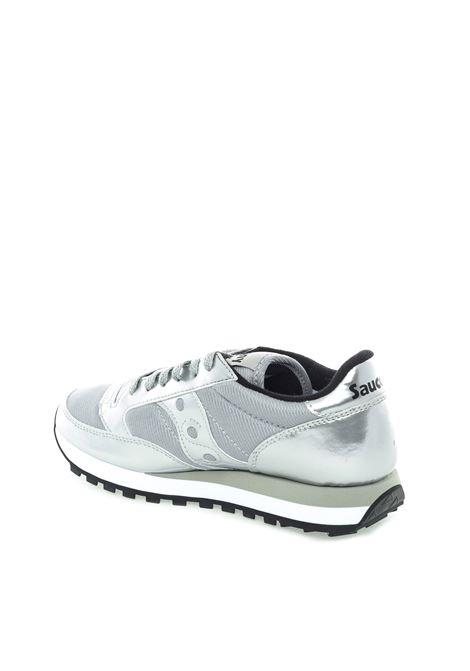 SAUCONY SNEAKER JAZZ ARGENTO SAUCONY | Sneakers | 1044JAZZ-461