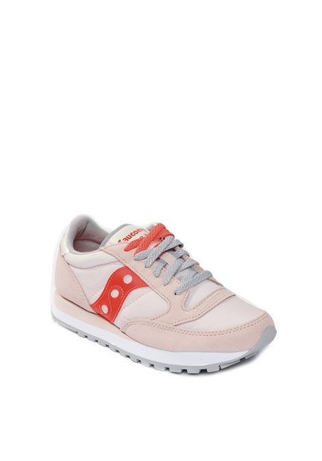 SAUCONY SNEAKER JAZZ CIPRIA/ARANCIONE SAUCONY | Sneakers | 1044JAZZ-565