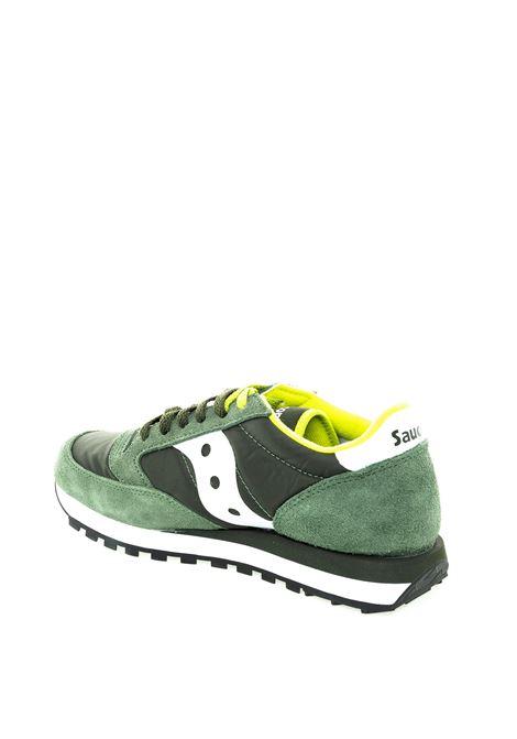 Saucony Sneaker Jazz  verde/bianco SAUCONY | Sneakers | 2044JAZZ-275