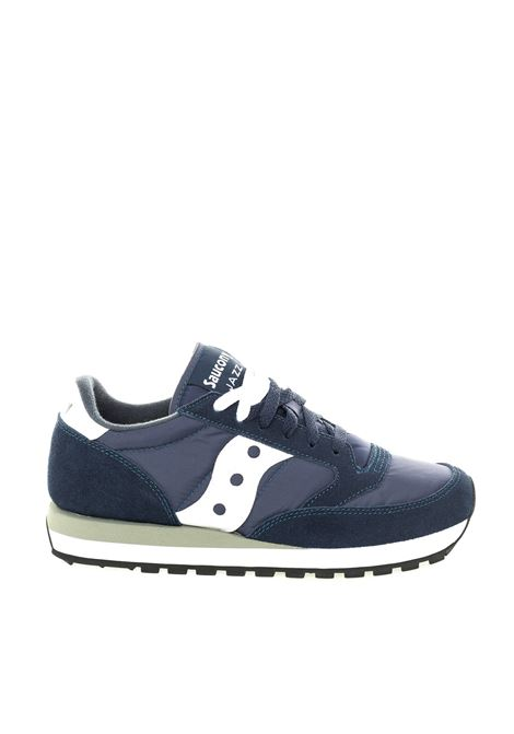 Sneaker jazz blu/bianco SAUCONY | Sneakers | 2044JAZZ-316